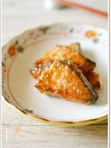 鮭の味噌照り焼き【作りおき】