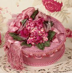 Victorian Rose Keepsake / Trinket Box Small by VictorianKeepsakes, $34.95