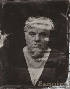 Philip Seymour Hoffman's Final Portrait Is One Of A Breathtaking Series Of Celebrity Photographs