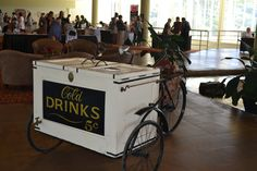 Opal Cove Resort Coffs Harbour - Wedding Expo...Retro Drinks Cart