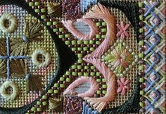 Royal School of Needlework - Keeping the art of hand embroidery alive..