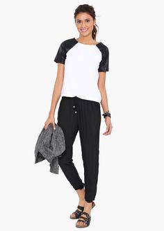 Zip Back Harem Pants | Shop for Zip Back Harem Pants Online