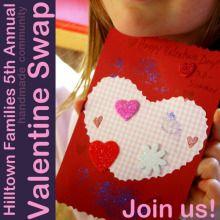 5th Annual Handmade Valentine Swap for Western MA Families « Hilltown Families