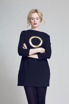 FNDLK úpletové šaty 82 RVL Fashion Labels, My Style, Shopping