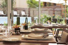 Restaurante del #hotel Catalonia Portal de l'Àngel en #barcelona http://www.hoteles-catalonia.com/es/nuestros_hoteles/europa/espanya/catalunya/barcelona/hotel_catalonia_portal_del_angel/index.jsp