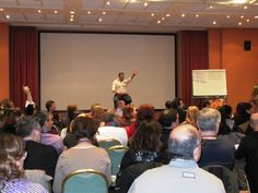 @maxformisano #onstage for #personaldevelopment and #businessgrowth in #hotel #coaching #training
