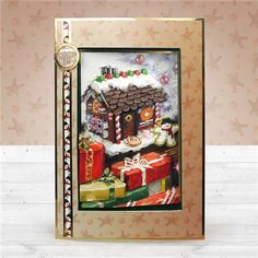 Hunkydory The Joy of Christmas Designer Deco - Ultimate Bundle- include Deco-Large Collection, Cardstock, Inserts and Papers and Decoupage (377277) | Create and Craft