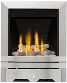 Contemporary and modern style Flame failure device installed kW heat output Lilliput Slimline Radiant Gas Fire & Brushed Steel appeared first on Pixabiz. Focal Point Fires, Gas Fires, Contemporary, Modern, Improve Yourself, Steel, Home Decor, Trendy Tree, Decoration Home