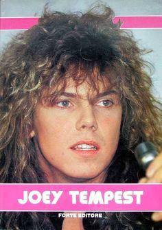 ☺  Joey Tempest