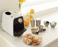 Portuguese coffee machine