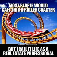 My backup plan is to get my license to become a realtor. I figure that it is still in the realm of sales and it would allow me to travel. I like working on commission because the only thing stopping me from success is myself. Real Estate Quotes, Real Estate Humor, Nc Real Estate, Selling Real Estate, Real Estate Career, Real Estate Business, Real Estate Marketing, Business Marketing, Media Marketing