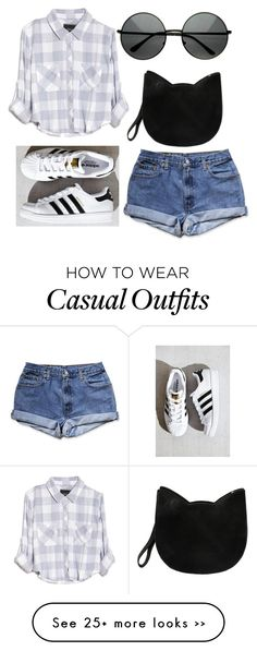 """casual day"" by designgirl167 on Polyvore"