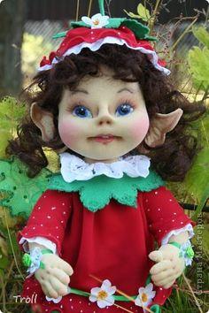 Шьем Чулочные куклы-2 - шитье