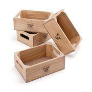 GLTC Shop Crates (Set of 4)