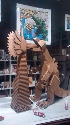 Cardboardzilla! - http://www.theladbible.com/albums/evening-ladness-408/image/ac8b9a53-4cc1-11e4-a47a-d4ae52c74096