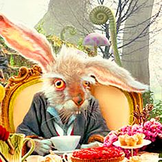 *MARCH HARE