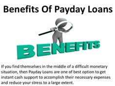 Payday Loans- Get Quick Cash Today To Solve Small Term Financial Problem