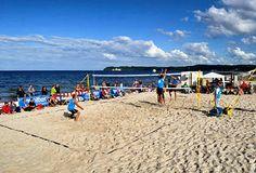 Beachvolleyball Binz