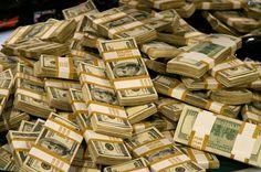 La policía encuentra gran cantidad de dólares en un monte cercano a Charata