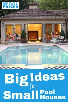 152 best pool houses and sheds images in 2019 gardens for Pool design hours