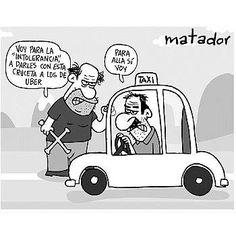 La mafia de los taxistas