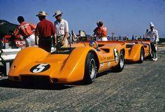 Mclaren Cars Limited Bruce Chevrolet Canadian American Challenge Chevron Grand Prix Bridgehapmton Can Am