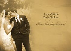 Picture Wedding Announcements
