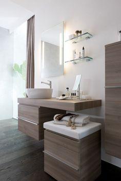 Double Vanity, Bathroom, Minimalism, Washroom, Full Bath, Bath, Bathrooms, Double Sink Vanity