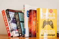 is broken man closeup photo of six novel books Books to read for exploring the world differently! What Is Anxiety Disorder, Good Books, Books To Read, Signs Of Intelligence, Friend Jokes, Book Images, Augmented Reality, Brochures, Reading Lists