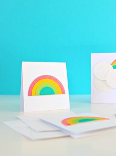 THE NEW WHITE HOUSE CRAFTS PAPER & PRINT SHOP! Rainbow Crafts, Paper Crafts, Diy Crafts, Craft Shop, Diy Tutorial, Diy Projects, Gift Wrapping, Crafty, Creative