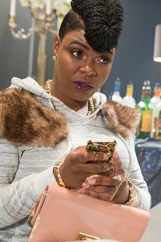 "'Empire's' Ta'Rhonda Jones: Porsha Is Not as ""Green"" as Everybody Thinks"