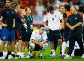 Quarter-final England v Portugal - World Cup 2006