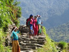 Annapurna Sanctuary Trail