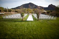 El Chorro wedding and reception venue