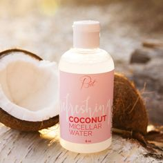 Refreshing Coconut Micellar Water from Root