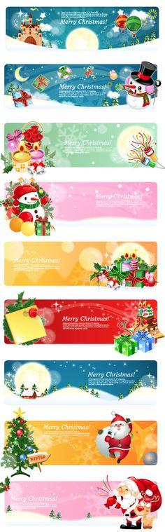クリスマス,バナー背景イメージ ベクターイラスト素材 Merry Christmas, Christmas Poster, Christmas Images, Christmas Design, Christmas Time, Holiday, Web Design, Planner, Christen