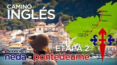 ETAPA 2 #Neda - #Pontedeume (16 KM) #CaminodeSantiago #CamiñoInglés #CaminoIngles #TheWay #TheCamino #EnglishWay #EnglishRoute #StJamesWay #WayofSaintJames #pilgrim #pilgrimage #peregrino
