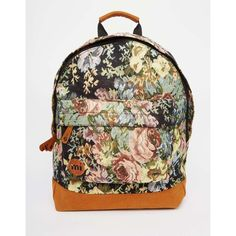 3f2c0a9a070c Mi Pac Backpack In Tapestry Print ( 31) ❤ liked on Polyvore featuring bags