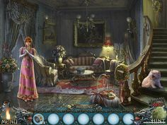 https://www.facebook.com/pages/Shadow-Wolf-Mysteries-Cursed-Wedding-Game/269916053120887  Veronica comes to Paris to marry her beloved one, but at the last ...