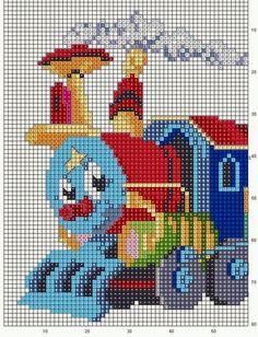 Gráficos Ponto Cruz: Ponto cruz gráficos! Cross Stitch For Kids, Cross Stitch Baby, Cross Stitch Charts, Cross Stitch Designs, Cross Stitch Patterns, Cross Stitching, Cross Stitch Embroidery, Bead Loom Patterns, Free Graphics
