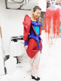 Junya Suzuki at Cocoon Exhibition 2010