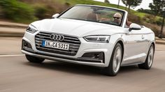 Jetzt lesen: Offenes Vergnügen - BILD fährt das neue Audi A5 Cabrio - http://ift.tt/2mgd4S5 #story