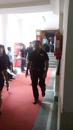 Denetim Security in Delhi, India: Shriram College of Commerce - Bouncers for securit...
