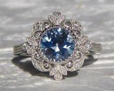 Cushion cut vintage engagement ring (45)