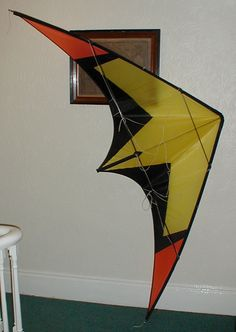 Plans for indoor kites http://www.ian.ourshack.org/kitemaking/plans/index.html