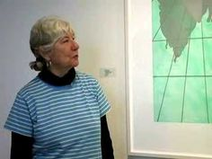 Mary Heilmann at Crown Point Press - YouTube