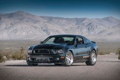 Shelby Mustang 1000 S/C