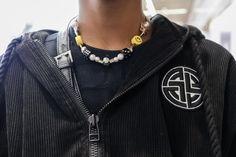 Jewelry Accessories, Pearl, Street Style, Men, Fashion, Moda, Jewelry Findings, Bead, Urban Style