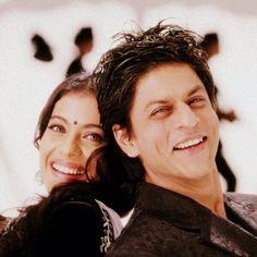 Shah Rukh Khan and Kajol - Best Jodi!