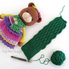 Amigurumi Patty Doll Make-Amigurumi Patty Doll Free Pattern – Tiny Mini Design Crochet Amigurumi Free Patterns, Crochet Bunny, Amigurumi For Beginners, Mini, Little Doll, Amigurumi Doll, Stuffed Toys Patterns, Lalaloopsy, Doll Patterns